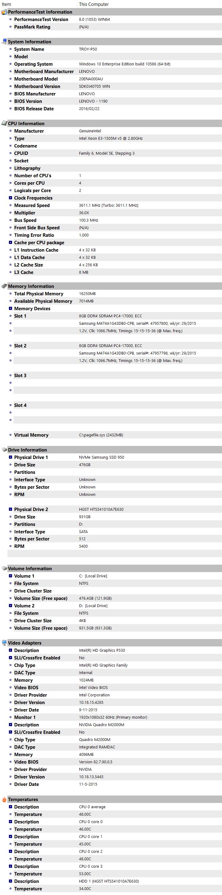 Troy Hunt: Lenovo P50 and my dislike of high DPI displays